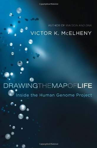 9780465043330: Drawing the Map of Life: Inside the Human Genome Project (A Merloyd Lawrence Book)
