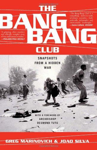 9780465044139: The Bang-Bang Club: Snapshots from a Hidden War
