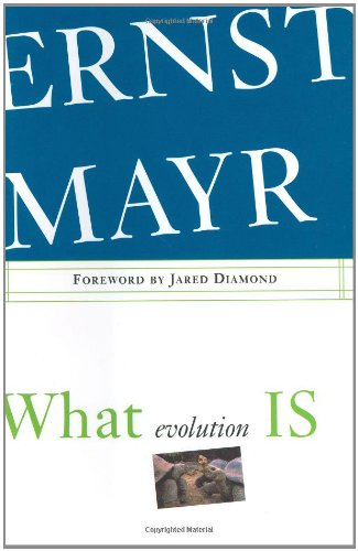 9780465044252: What Evolution Is (Science Masters Series)