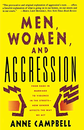 9780465044504: Men, Women, And Aggression