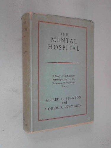 9780465044931: Mental Hospital