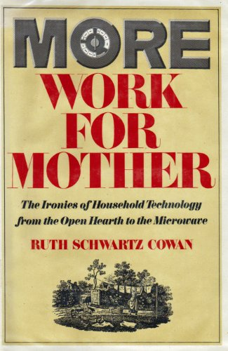 9780465047314: More Work For Mother