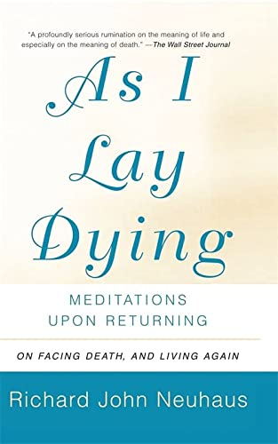 9780465049318: As I Lay Dying: Meditations Upon Returning