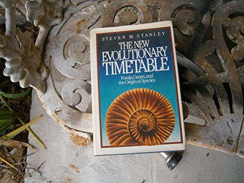 New Evolutionary Timetable (0465050131) by Stanley