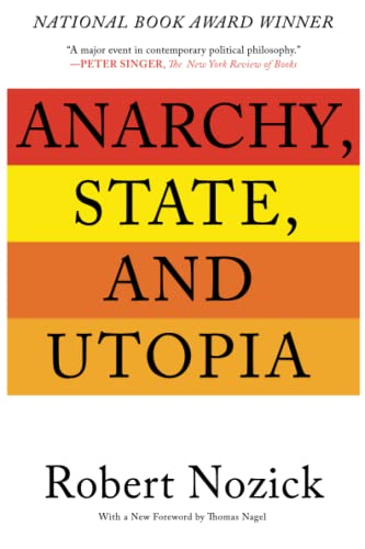 9780465051007: Anarchy, State, and Utopia