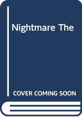 The Nightmare: The Psychology and Biology of Terrifying Dreams: Hartmann, Ernest