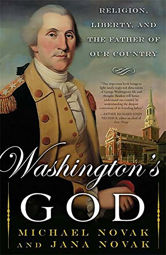 9780465051274: Washington's God: Religion, Liberty, and the Father of Our Country