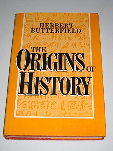 9780465053445: Origins of History