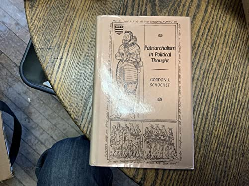 9780465054558: Patriarchalism in Political Thought