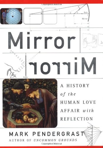 9780465054701: Mirror, Mirror & A History Of The Human Love Affair With Reflection