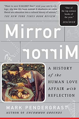 9780465054718: Mirror, Mirror: A History Of The Human Love Affair With Reflection