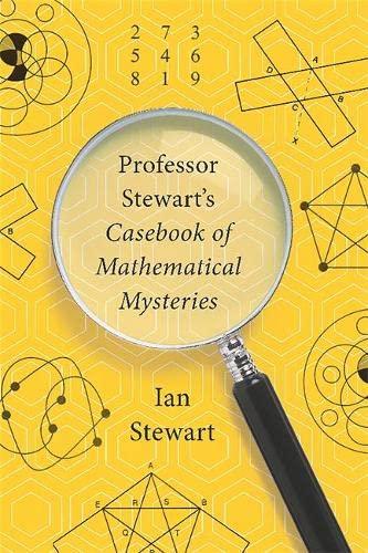 9780465054978: Professor Stewart's Casebook of Mathematical Mysteries