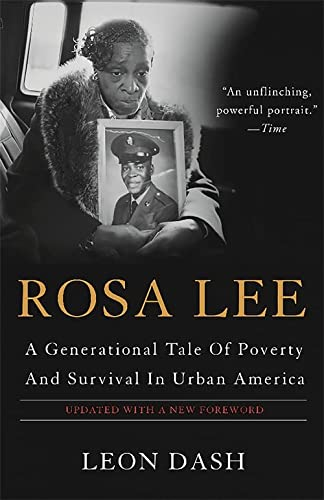 9780465055883: Rosa Lee: A Generational Tale Of Poverty And Survival In Urban America