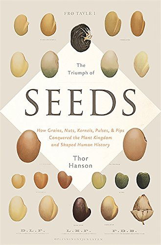 9780465055999: The Triumph of Seeds: How Grains, Nuts, Kernels, Pulses, and Pips Conquered the Plant Kingdom and Shaped Human History