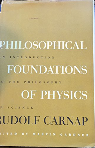 9780465056637: Philo Foundations Of Physics