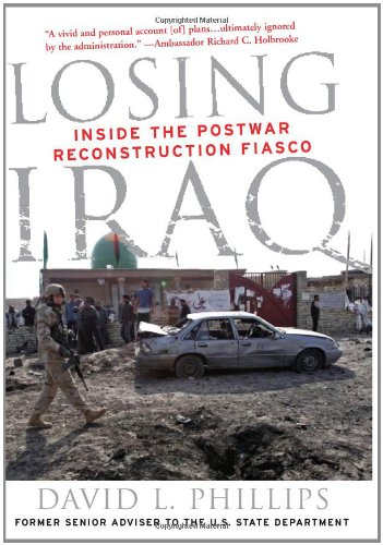 9780465056811: Losing Iraq: Inside the Postwar Reconstruction Fiasco