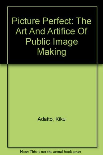 9780465057542: Picture Perfect: The Art And Artifice Of Public Image Making
