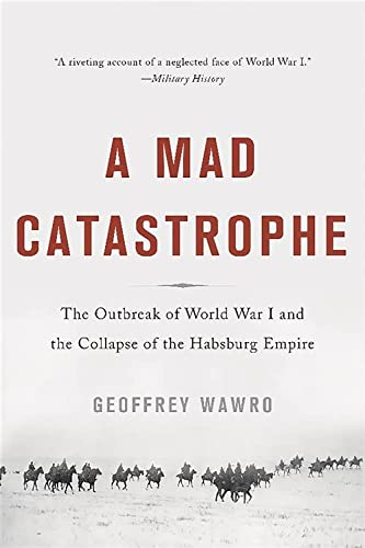 9780465057955: A Mad Catastrophe: The Outbreak of World War I and the Collapse of the Habsburg Empire
