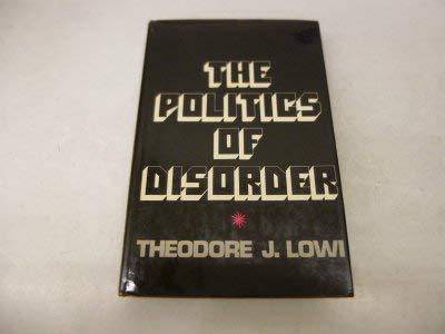 9780465059652: The Politics of Disorder