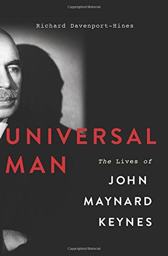 9780465060672: Universal Man: The Lives of John Maynard Keynes