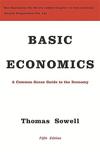 9780465060733: Basic Economics