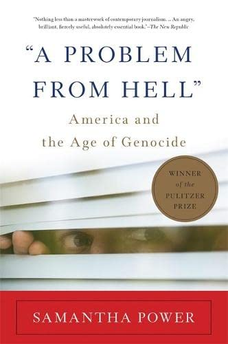 9780465061518: A Problem From Hell: America and the Age of Genocide