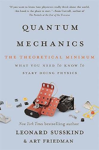 9780465062904: Quantum Mechanics: The Theoretical Minimum