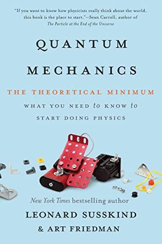 9780465062904: Quantum Mechanics: The Theoretical Minimum