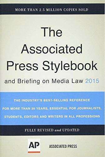 9780465062942: The Associated Press Stylebook 2015