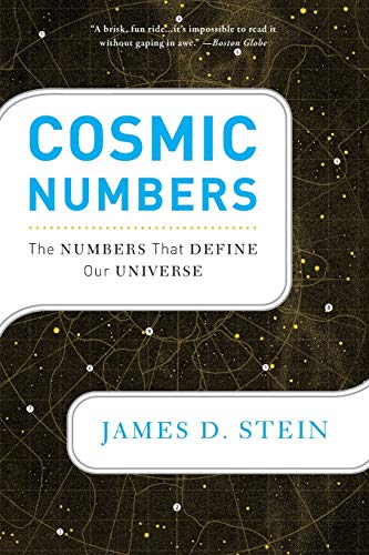 9780465063796: Cosmic Numbers: The Numbers That Define Our Universe