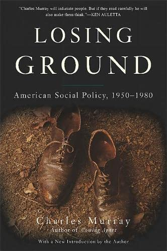 9780465065882: Losing Ground: American Social Policy, 1950-1980