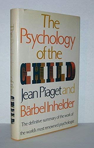 9780465067350: Psychology of the Child **