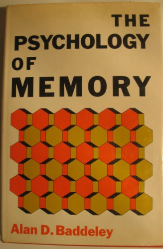 9780465067367: Psychology Of Memory (Basic topics in cognition series)