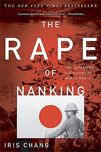 9780465068357: The Rape of Nanking: The Forgotten Holocaust of World War II