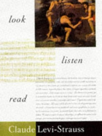 9780465068807: Look, Listen, Read