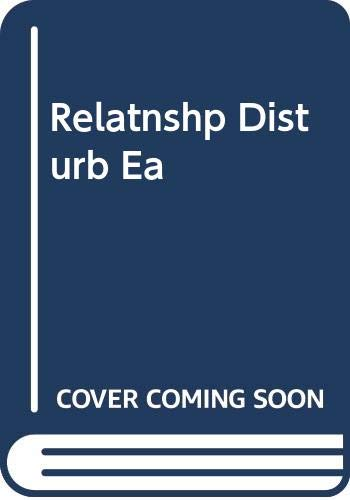 9780465068975: Relatnshp Disturb Ea