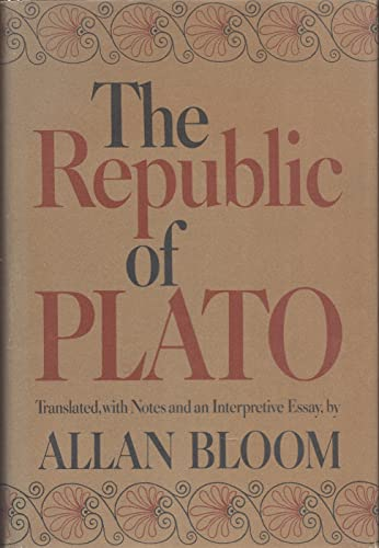 9780465069354: Republic Of Plato