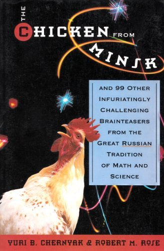 9780465071272: The Chicken From Minsk: And 99 Other Infuriating Challenging Brain Teasers From The Great T