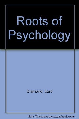 Roots Of Psychology: Jared M. Diamond
