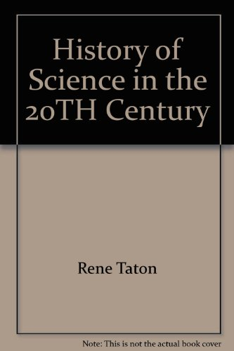 9780465073238: Science In 20th Century
