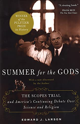 9780465075102: Summer for the Gods: The Scopes Trial and America's Continuing Debate Over Science and Religion