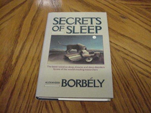 9780465075928: Secrets Of Sleep