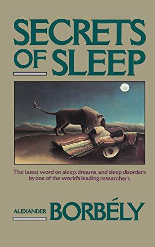 9780465075935: Secrets Of Sleep