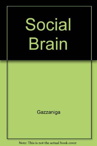 9780465078523: Social Brain