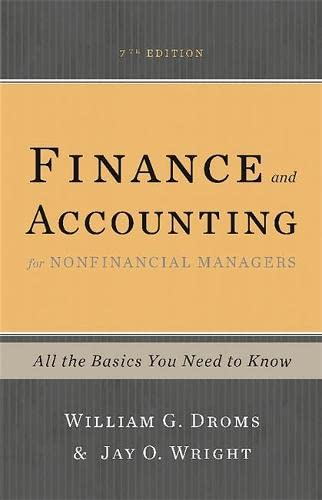 9780465078981: Finance and Accounting for Nonfinancial Managers: All the Basics You Need to Know