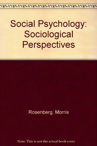 9780465079056: Social Psychology Paper