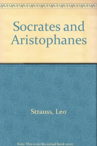 9780465080748: Socrates and Aristophanes