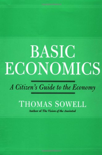 9780465081387: Basic Economics: A Citizen's Guide to the Economy