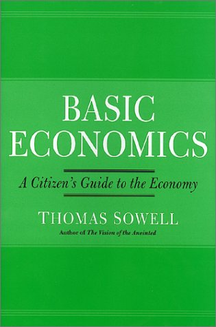 9780465081394: Basic Economics: A Citizen's Guide to the Economy