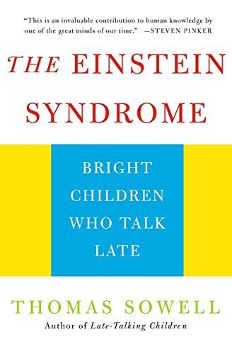 9780465081417: The Einstein Syndrome: Bright Children Who Talk Late